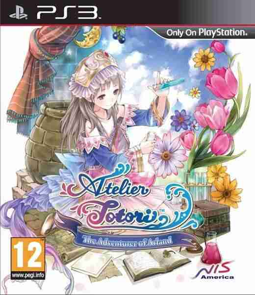 Descargar Atelier Totori The Adventurer Of Arland [English][FW 3.70] por Torrent